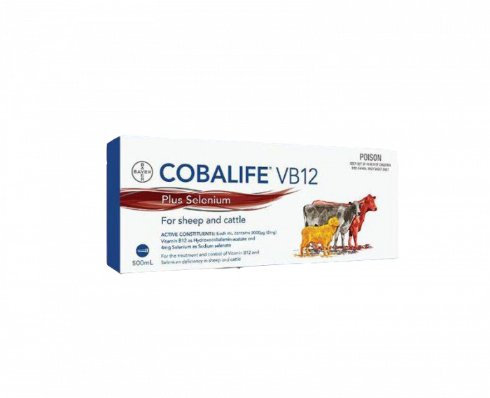 Cobalife VB12 with Selenium