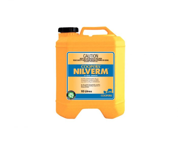 Coopers Nilverm 10 Ltrs