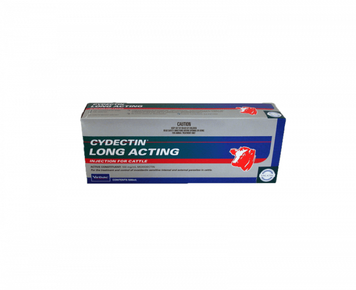 Cydectin Long Acting 500ml Cattle