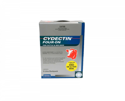 Cydectin Pour On 5LT