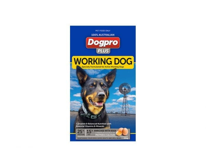 Dogpro Plus Working Dog