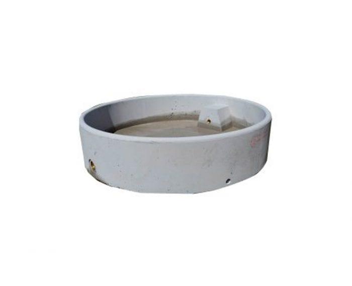 2000 Litre round trough