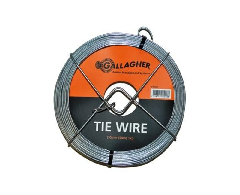 Gallagher tie wire