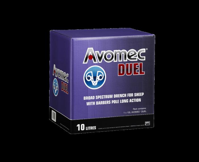 Avomec Duel 10LT