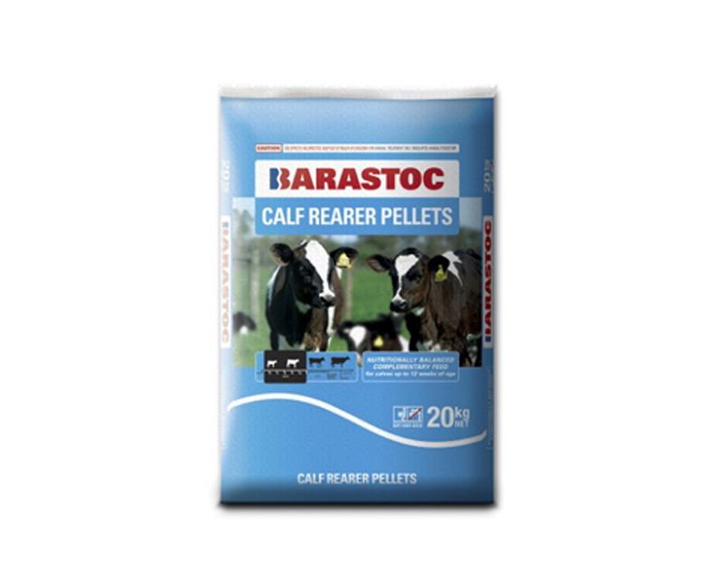 Barastoc Calf Rearer Pellet 20kg