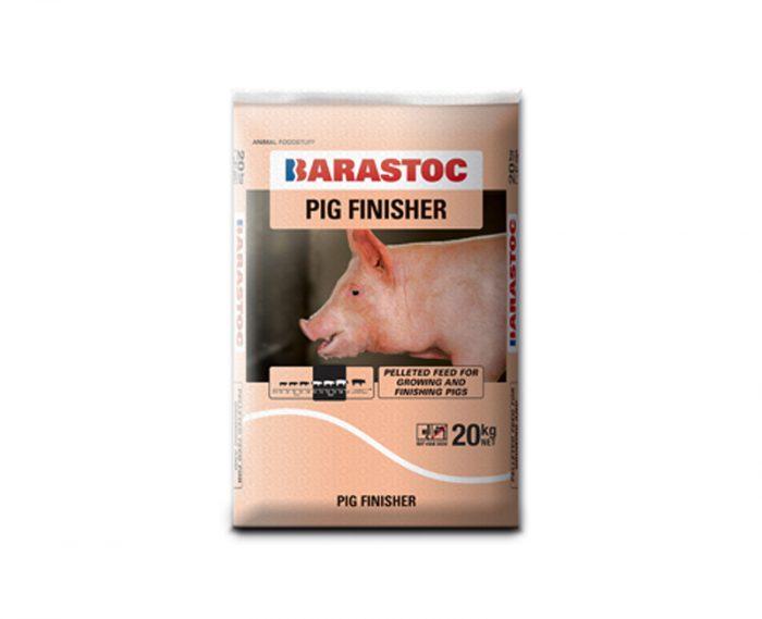Barastoc Pig Finisher 20kg