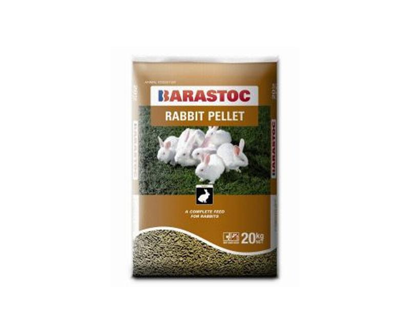 Brastoc Rabbit Pellet 20kg