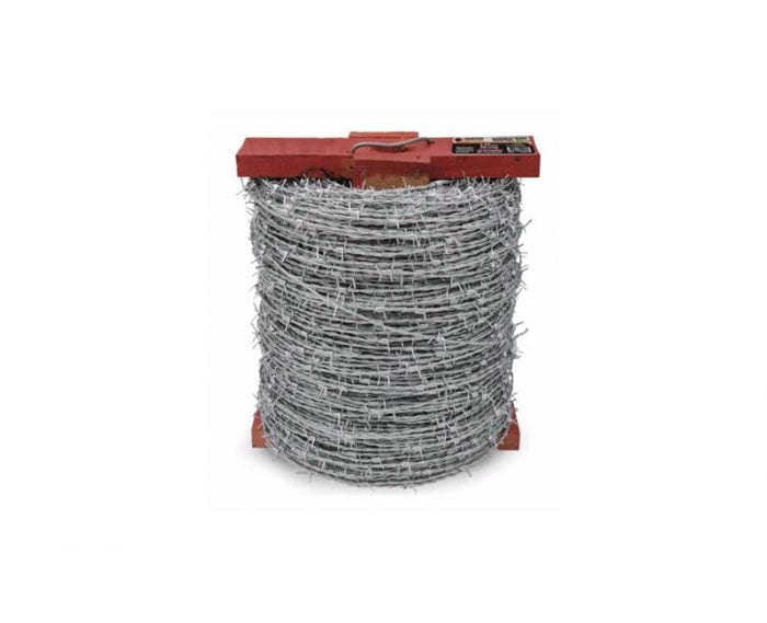Longlife High Tensile Barbed Wire 1.8mm x 500m