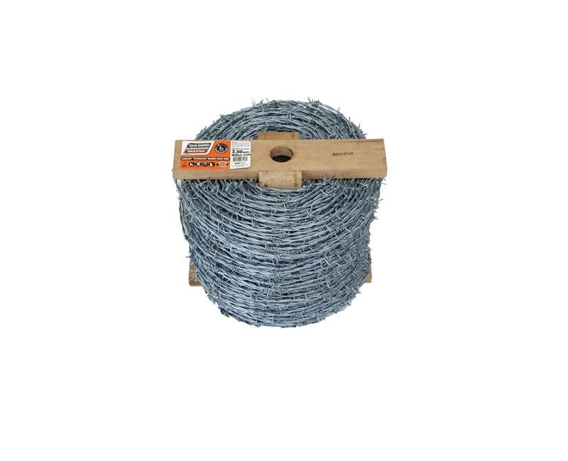 Longlife IOWA Barbed Wire – 400m