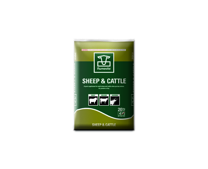Rumevite Sheep & Cattle – 20kgs