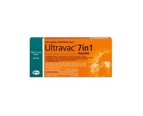 Ultravac 7 in 1 250ml