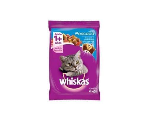 Whiskas 6KG
